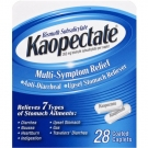 Kaopectate Multi-Symptom Relief Coated Caplets - 28ct