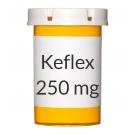 Keflex 250mg Capsules