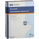Kendall Telfa Antimicrobial Non-Stick Pads, 3
