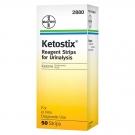Ketostix Reagent Strips - 50