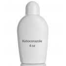 Ketoconazole 2% Shampoo - (120ml) 4 oz Bottle