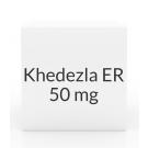 Khedezla ER 50mg Tablets