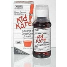 Kid Kare Cough and Cold Liquid, Cherry- 4oz