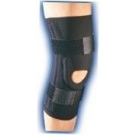 Knee Brace Stabilized Prostyle Black Large-Bell Horn