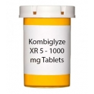 Kombiglyze XR 5 - 1000 mg Tablets