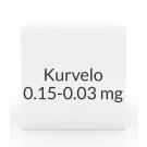 Kurvelo 0.15-0.03mg Tablets- 28 Tablet Pack