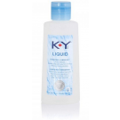 K-Y Liquid Lubricant - 5oz Bottle