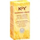 K-Y Warming Liquid - 1oz Bottle
