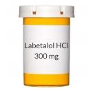Labetalol HCl 300mg Tablets