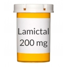 Lamictal 200mg Tablets