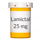 Lamictal 25mg Tablets