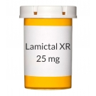 Lamictal XR 25mg Tablets