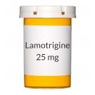 Lamotrigine 25mg Chew Tabs