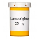 Lamotrigine 25mg Chew Tabs