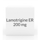 Lamotrigine ER 200 mg Tablets