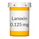Lanoxin 0.125mg Tablets
