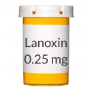 Lanoxin 0.25mg Tablets
