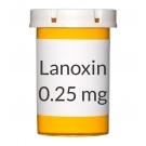 Lanoxin 0.25mg Tablets