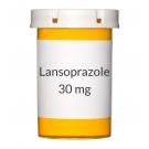 Lansoprazole DR 30mg Capsules  (Generic Prevacid)