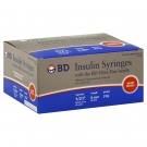 BD Ultrafine Insulin Syringe 31 Gauge, 1/2cc, 5/16