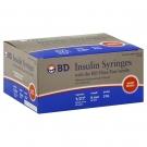 BD 328468, Ultrafine Insulin Syringe 31 Gauge, 1/2cc, 5/16