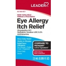 Leader Eye Allergy Itch Relief Once Daily Drops 2.5 mL