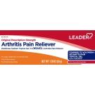 Leader Arthritis Pain Reliever Gel, 1.76 oz