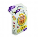 Solves Strips Vitamin D3 Dissolvable Strips, Lemon- 1 Box (10 Strips)