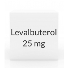 Levalbuterol 1.25mg/3ml Inhalation Solution (Generic Xopenex) - 24 Vial Pack