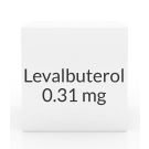 Levalbuterol 0.31mg/3ml Inhalation Solution -24 Vial Box (Prasco)