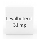 Levalbuterol 0.31mg/3ml Inhalation Solution (Generic Xopenex) - 24 Vial Box