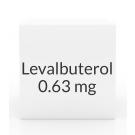 Levalbuterol 0.63mg/3ml Inhalation Solution- 24 Vial Pack (Prasco)