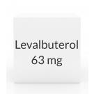 Levalbuterol 0.63mg/3ml Inhalation Solution (Generic Xopenex) - 24 Vial Pack
