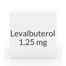 Levalbuterol 1.25mg/3ml Inhalation Solution- 24 Vial Pack (Prasco)