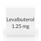 Levalbuterol 1.25mg/3ml Inhalation Solution- 24 Vial Pack