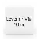 Levemir 100U/ml Insulin Solution - 10ml Multi Dose Vial