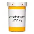 Levetiracetam 1000 mg Tablets (Generic Keppra)