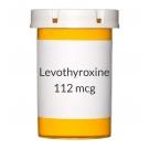 Levothyroxine 112mcg Tablets