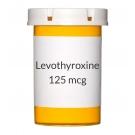 Levothyroxine 125mcg Tablets
