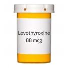 Levothyroxine 88mcg Tablets
