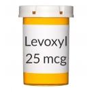 Levoxyl 25mcg Tablets