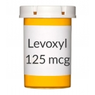 Levoxyl 125mcg Tablets****Mfg Production Issues...Est. Restocking Date 8/29/16***