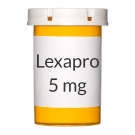 Lexapro 5mg Tablets