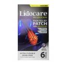 Lidocare Pain Relief Patch Arm, Neck & Leg - 6ct