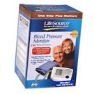 Life Source One Step Memory Automatic Blood Pressure Monitor - Small Cuff