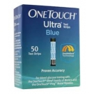 OneTouch Ultra Test Strips- 50ct (Retail Packaging)