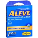 Aleve Caplets - 2ct