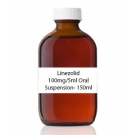 Linezolid 100mg/5ml Oral Suspension- 150ml