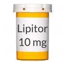Lipitor 10mg Tablets