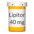 Lipitor 40mg Tablets